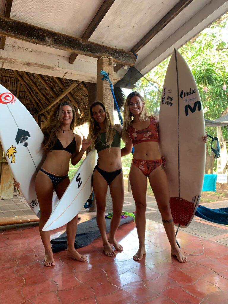 Surf Mundial ISA 2021: Presentamos a Delfina Morosini una Surfista increíble !