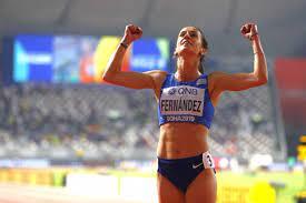 """Todos con María Pía mañana 21:45… Deborah Rodríguez terminó 19ª en los 800 metros. Emiliano Lasa: """"Quedar 13º en estas circunstancias no es tan malo ."""